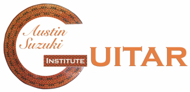 Austin Suzuki Guitar Institute - 2016